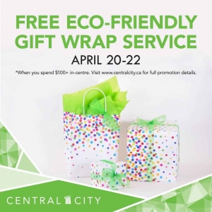 Free Eco-Wrap Offer