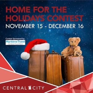 Home for the Holidays Contest, Surrey, BC