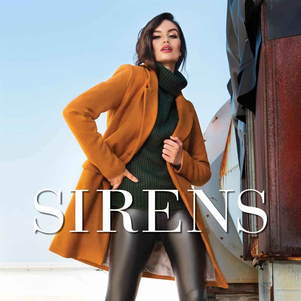 Sirens 40% Off Sale at Central City in Surrey, BC
