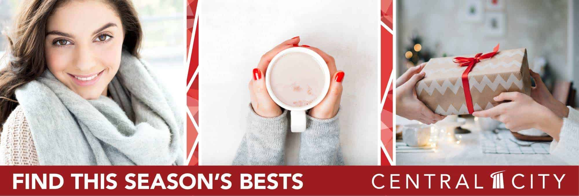 Find this Season's Bests at Central City Shopping Centre in Surrey, BC