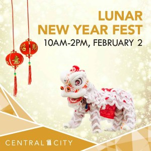 Lunar New Year Fest