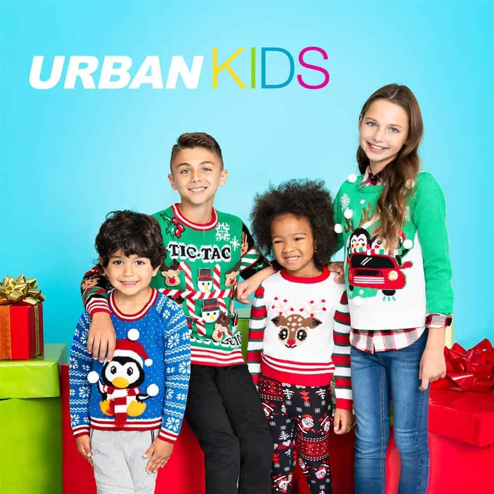 Urban Kids Holiday Shop at Central City in Surrey, BC