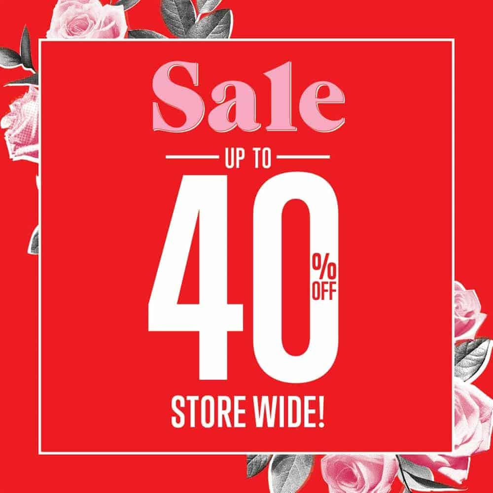 Sirens Up to 40% Off at Central City, Surrey, BC