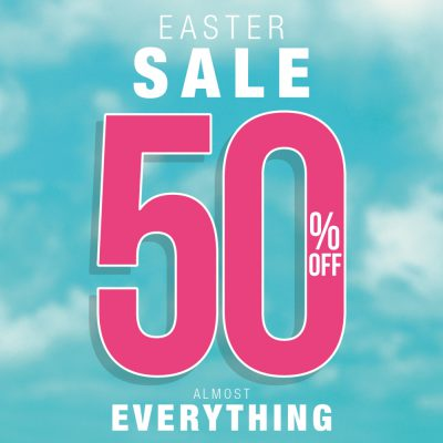 Urban Planet Easter Sale, Central City, Surrey, BC